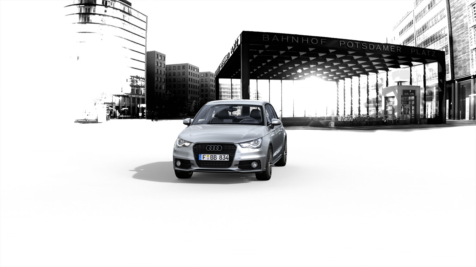 Audi | Product Visualization