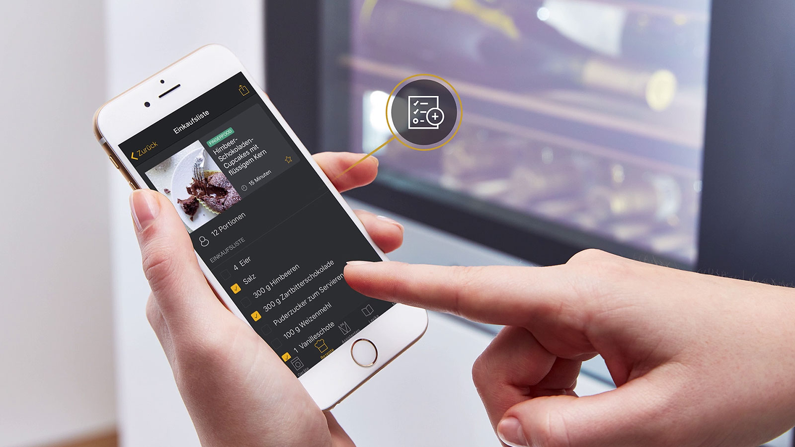 Miele | Mobile App