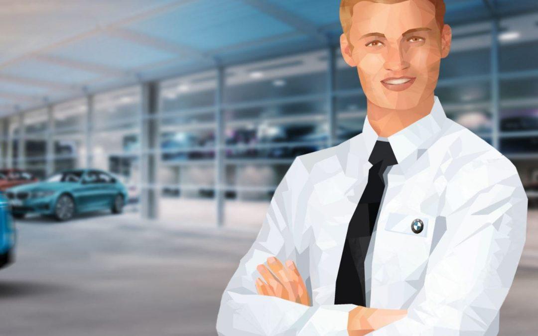 Look Refresh von Erklärfilmen für die BMW AG