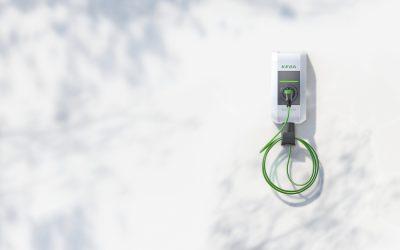 KeContact P30 GREEN EDITION: Die erste klimaneutrale Wallbox von KEBA Energy Automation