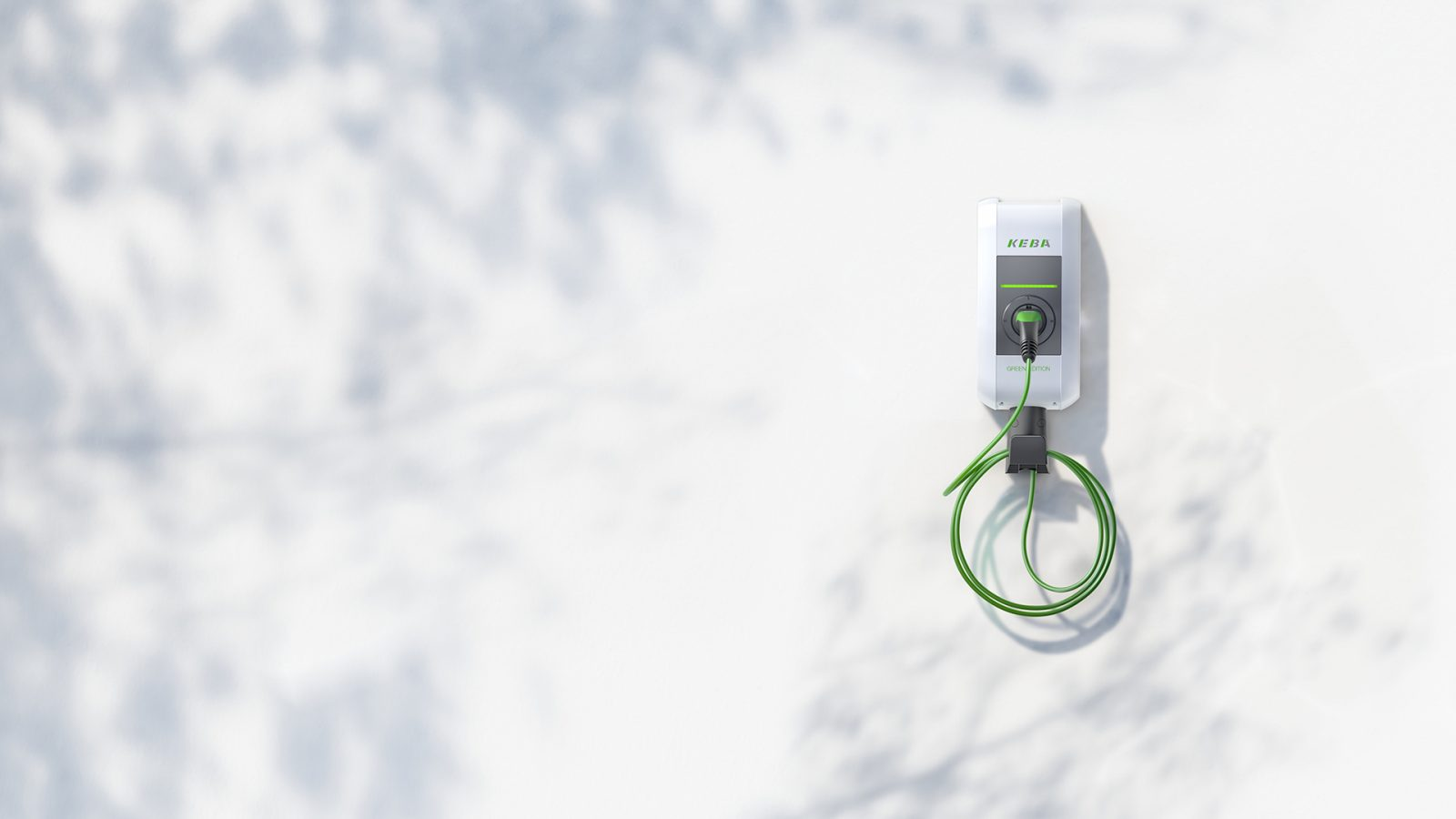 KEBA Energy Automation | KECONTACT P30 GREEN EDITION